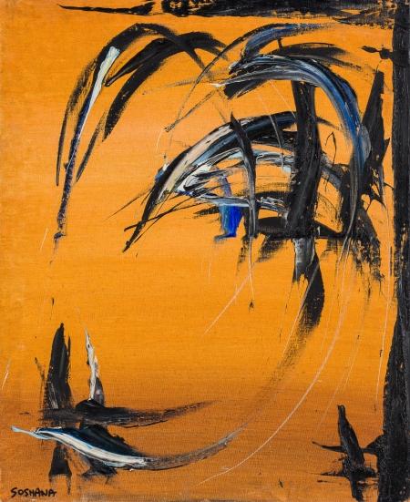 Soshana, Abstraction Nr. 292