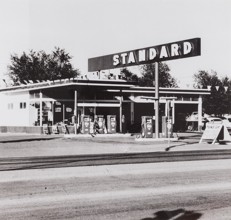 Ed Ruscha, Gasoline Stations (complete portfolio)