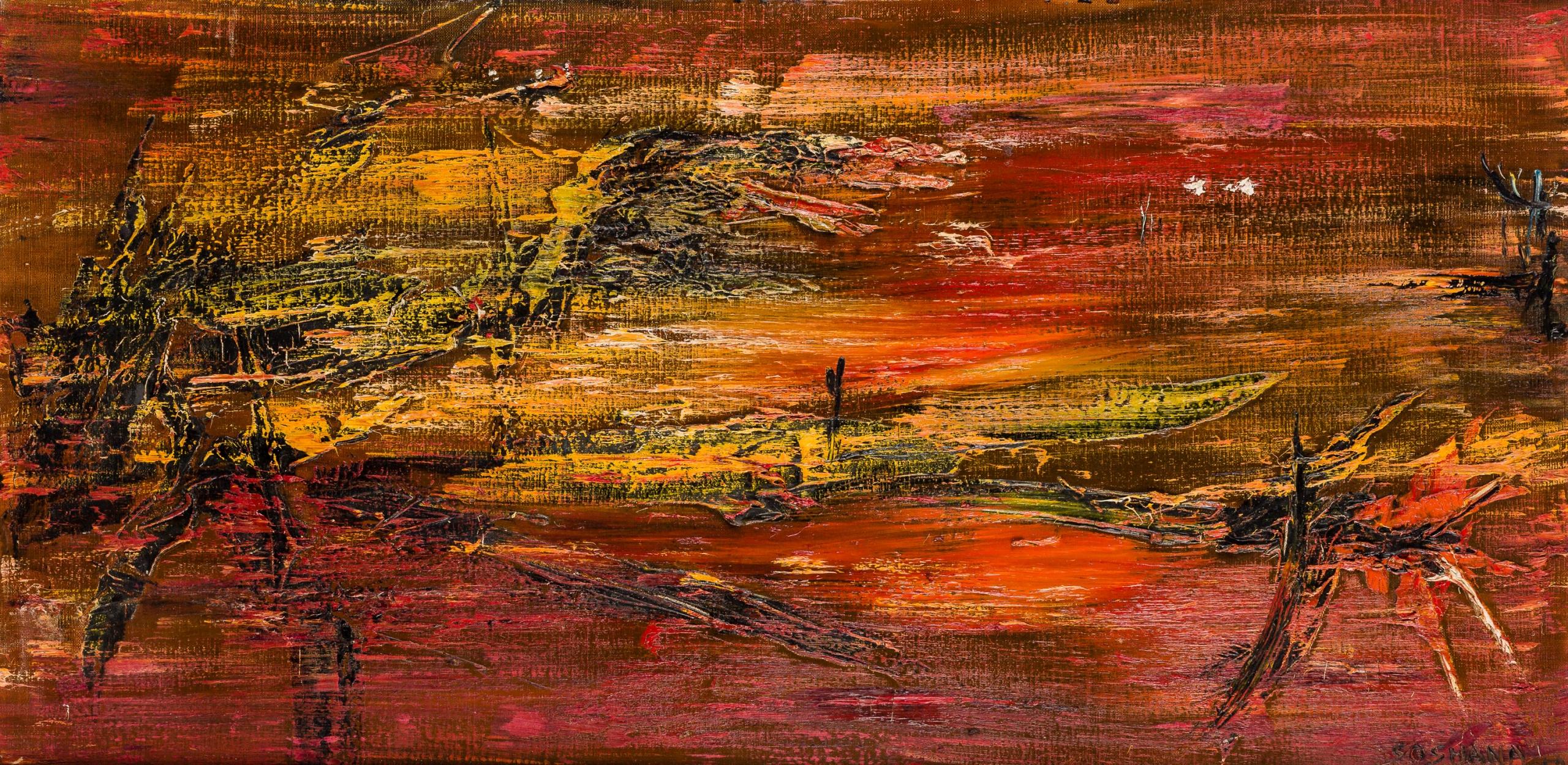 Soshana, Movement in Red