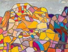 Eduard Bäumer, Linien der Landschaft