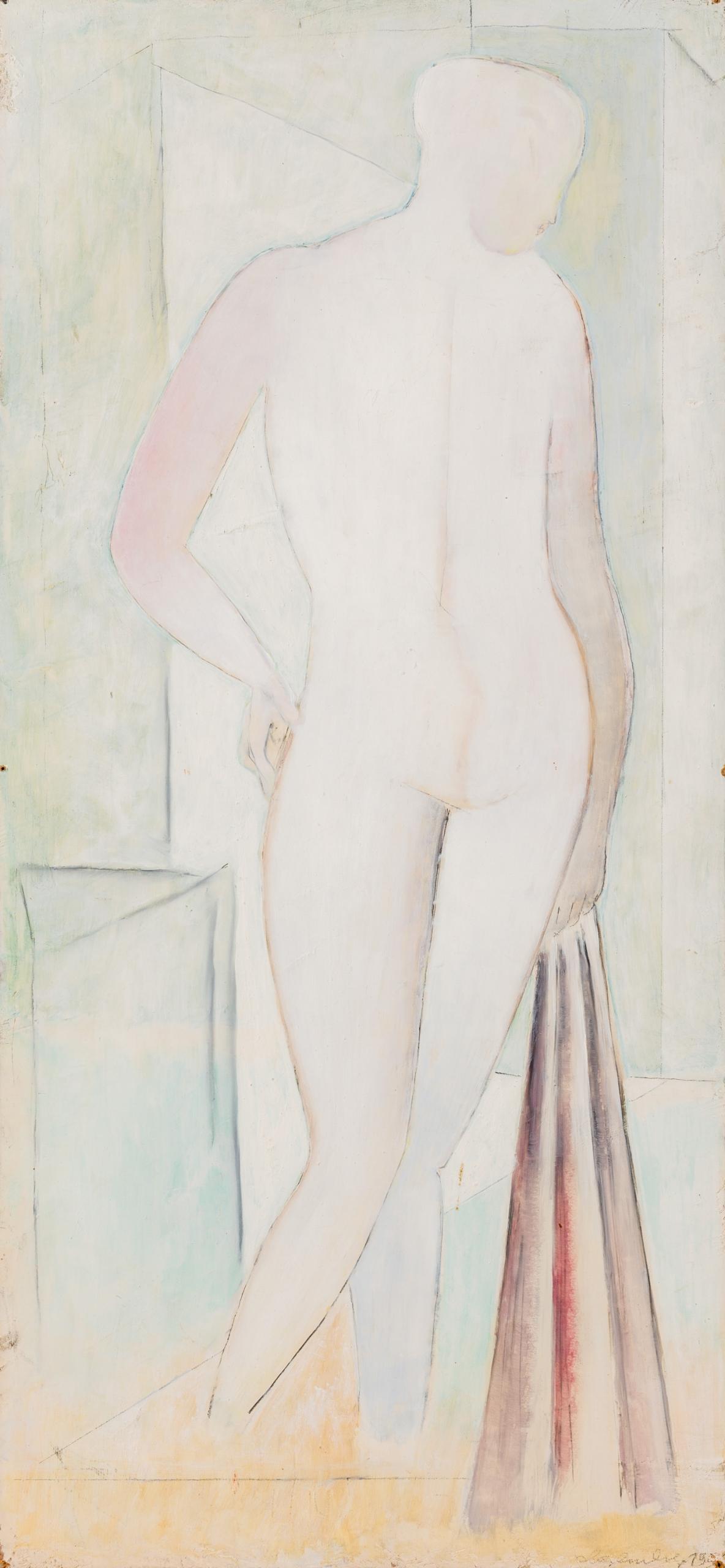 Oswald Oberhuber, Ohne Titel