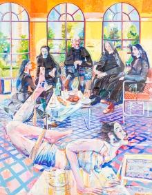 Heinz Stangl, Kritische Kunstbetrachtung 2