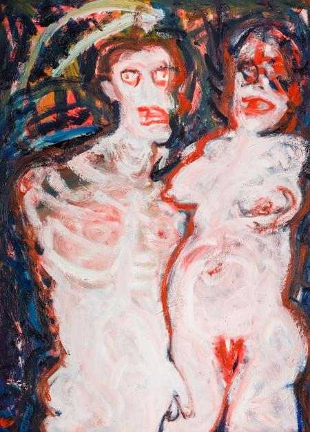 Adolf Frohner, Adam und Eva