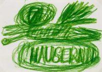 Johann Hauser, Schlange und Ohne Titel