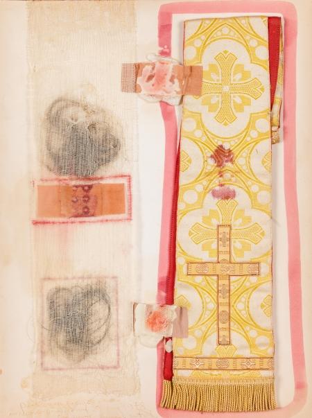 Hermann Nitsch, Ohne Titel (Reliktbild)