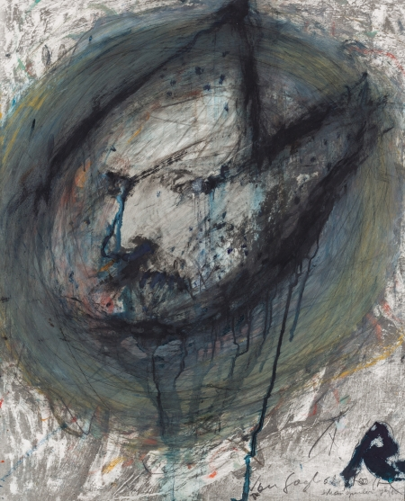 Arnulf Rainer, Van Gogh als Schauspieler