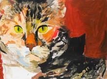 Elke Krystufek, Dracula Cat