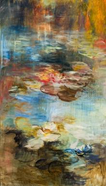 Ernestine Tahedl, Vivace (Triptychon)