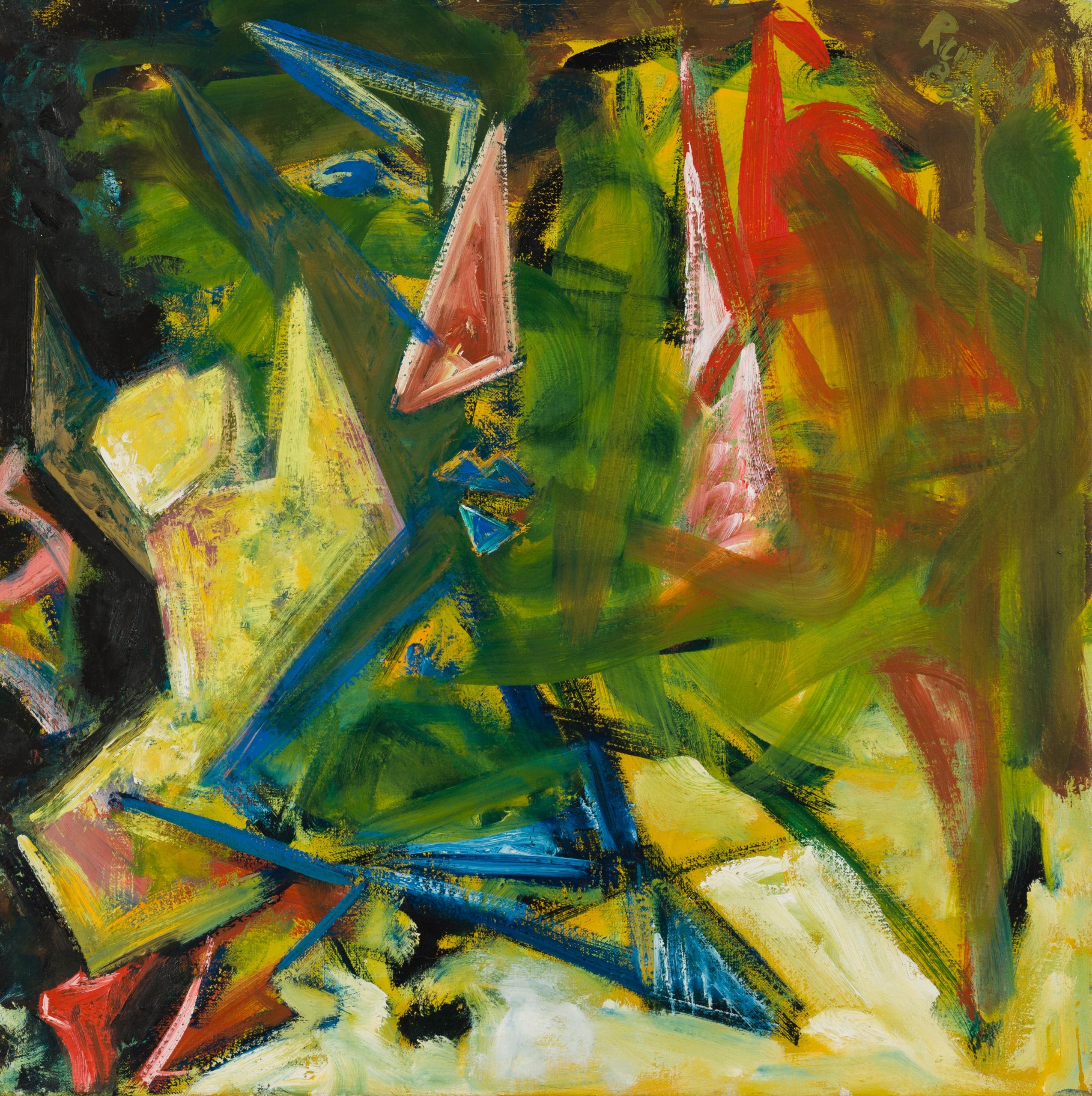 Thomas Reinhold, Ohne Titel (Triptychon)