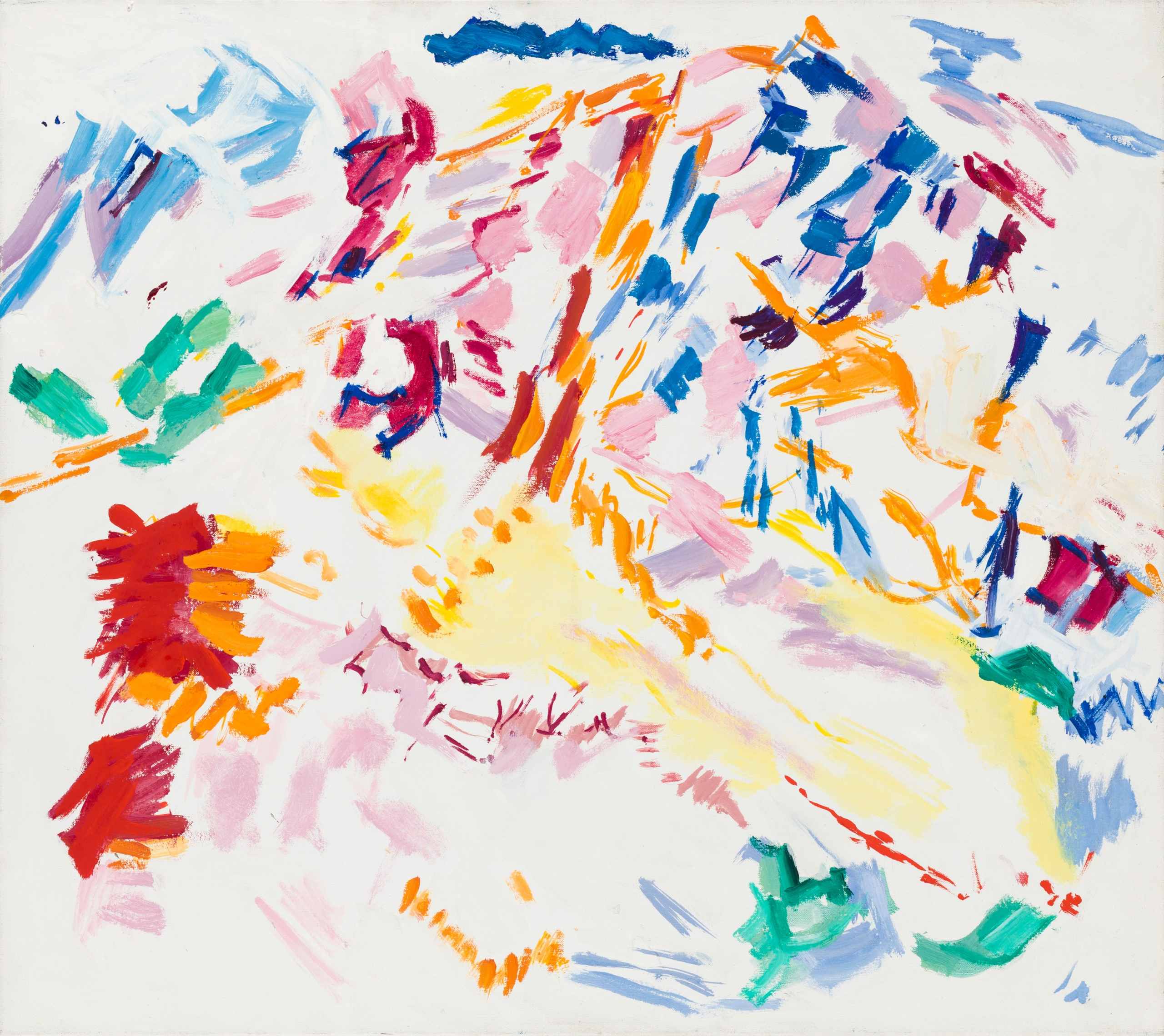 Carl Unger, Felswand II