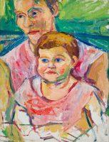 Herbert Boeckl, Mutter und Kind (Charlotte)