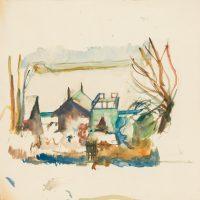 Herbert Boeckl, Landschaft