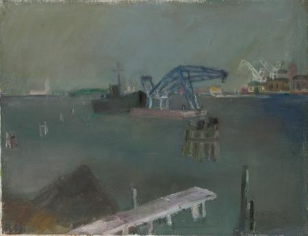 Rudolf Hradil, Nachtlicht la Grande (Venedig)