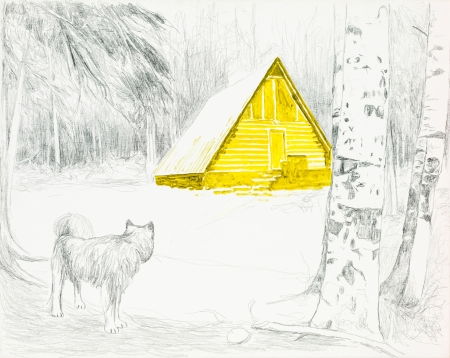 Alois Mosbacher, Cabin 24