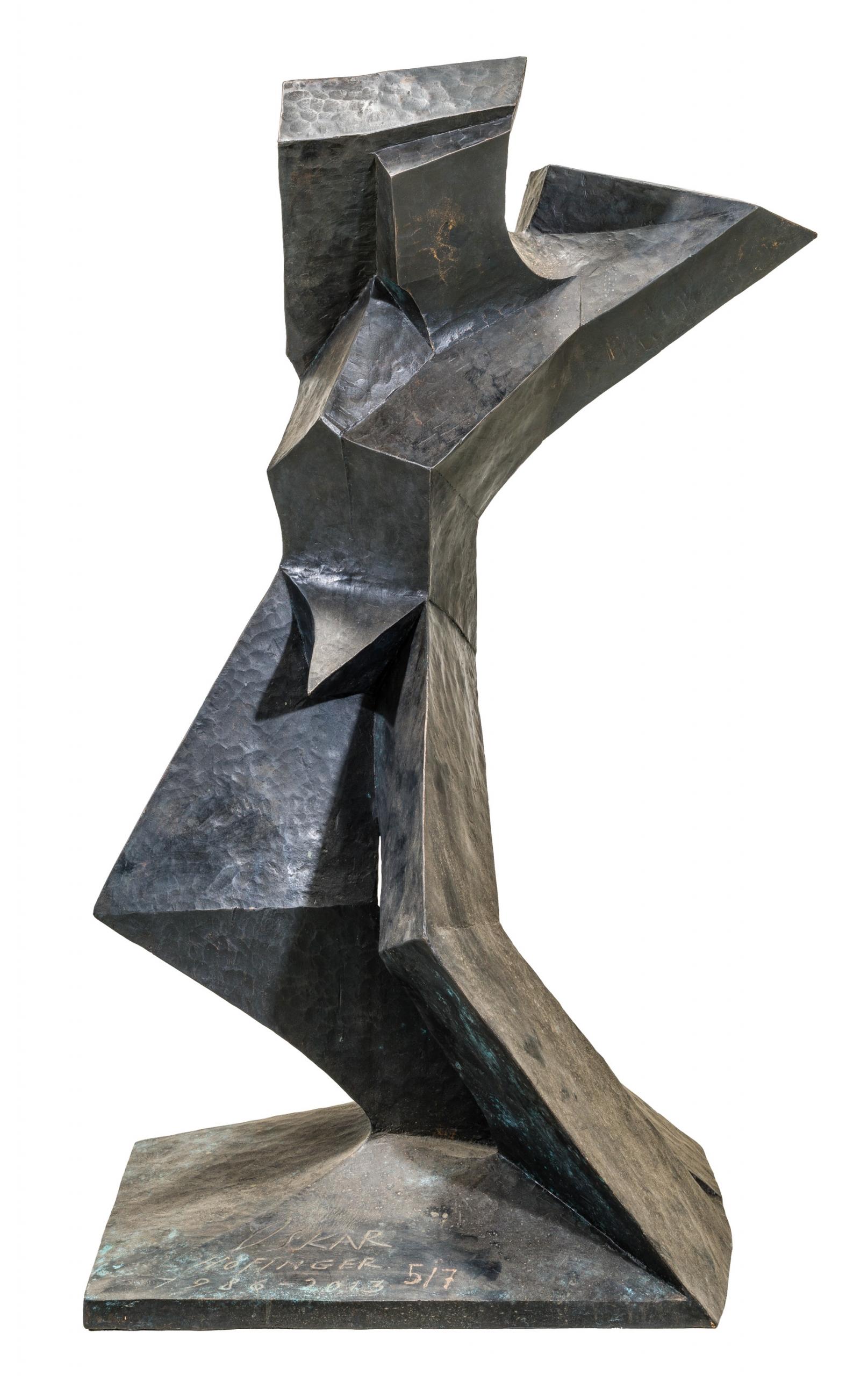 Oskar E. Höfinger, Erhebung