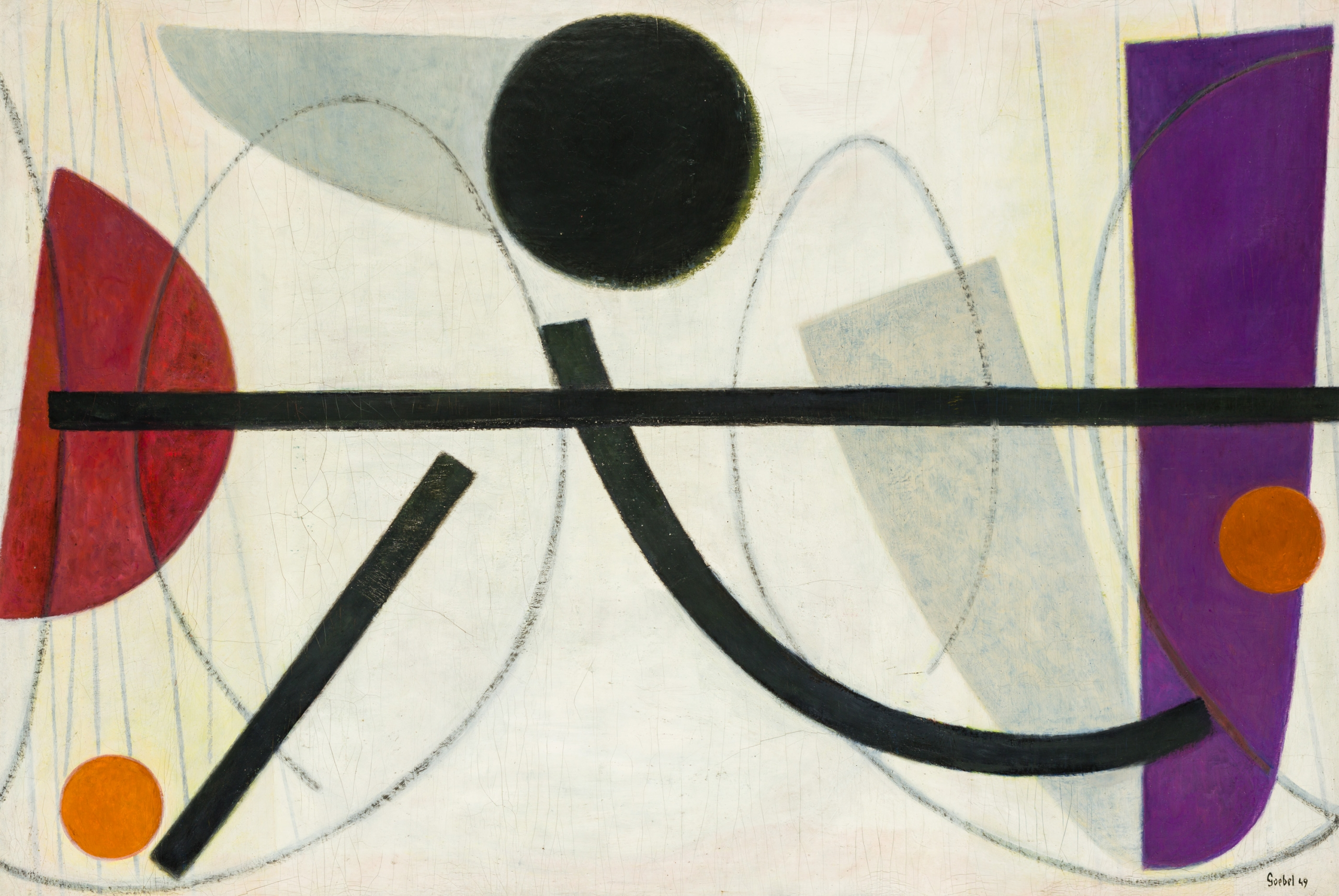 Gottfried Goebel, Komposition