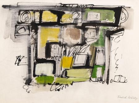 Friedrich Aduatz, Komposition