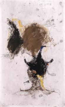 Peter Krawagna, (ohne Titel)