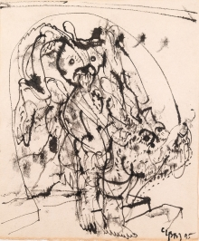 Hans Hoffmann-Ybbs, (ohne Titel)