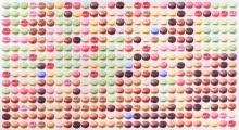 Markus Hanakam & Roswitha Schuller, Nouvelle Vague (Macarons) Frame 316