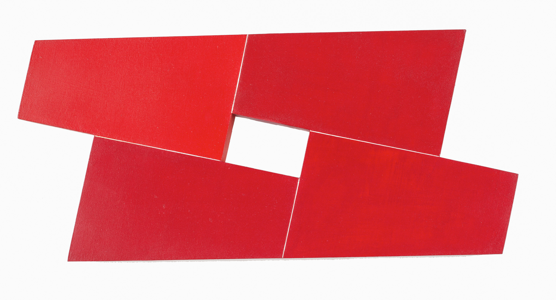 Ilse Aberer, Zwei Quadrate
