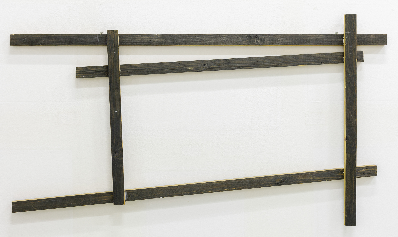 Rudi Stanzel, Ohne Titel (Wandobjekt) / untitled (wall object)