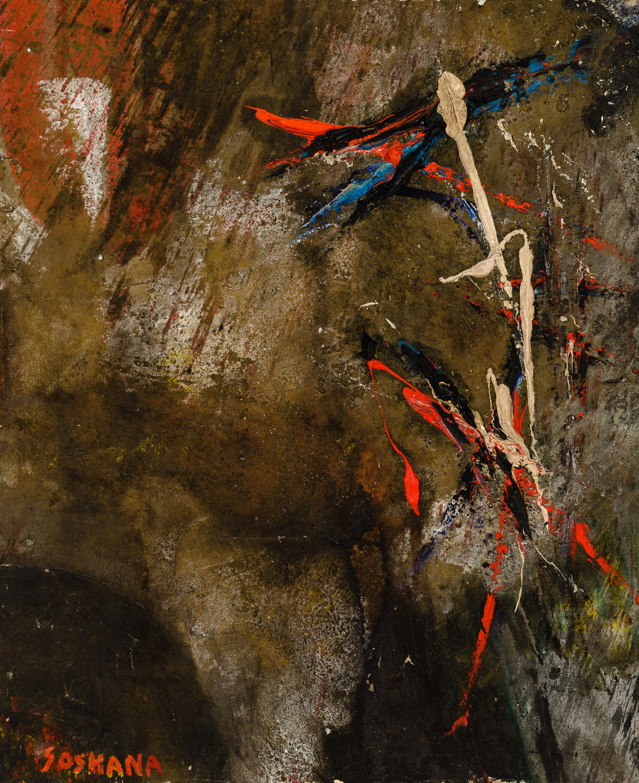 Soshana und Pinot Gallizio, Ohne Titel / untitled