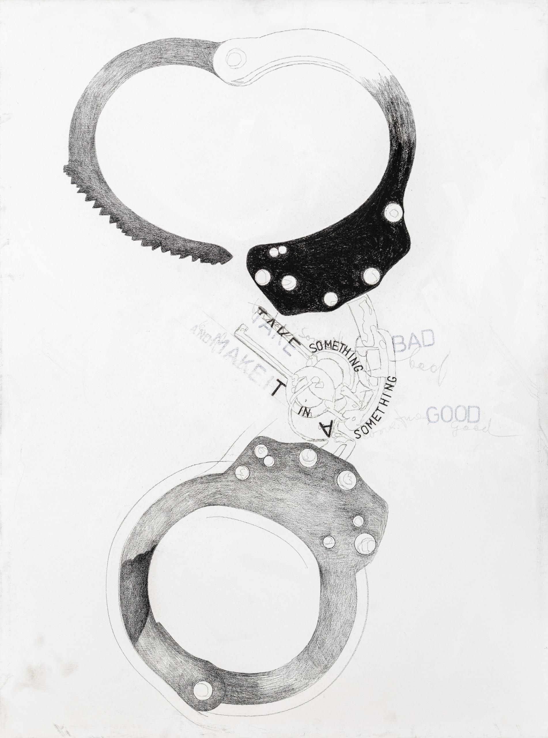 Franz Graf, Handschellen