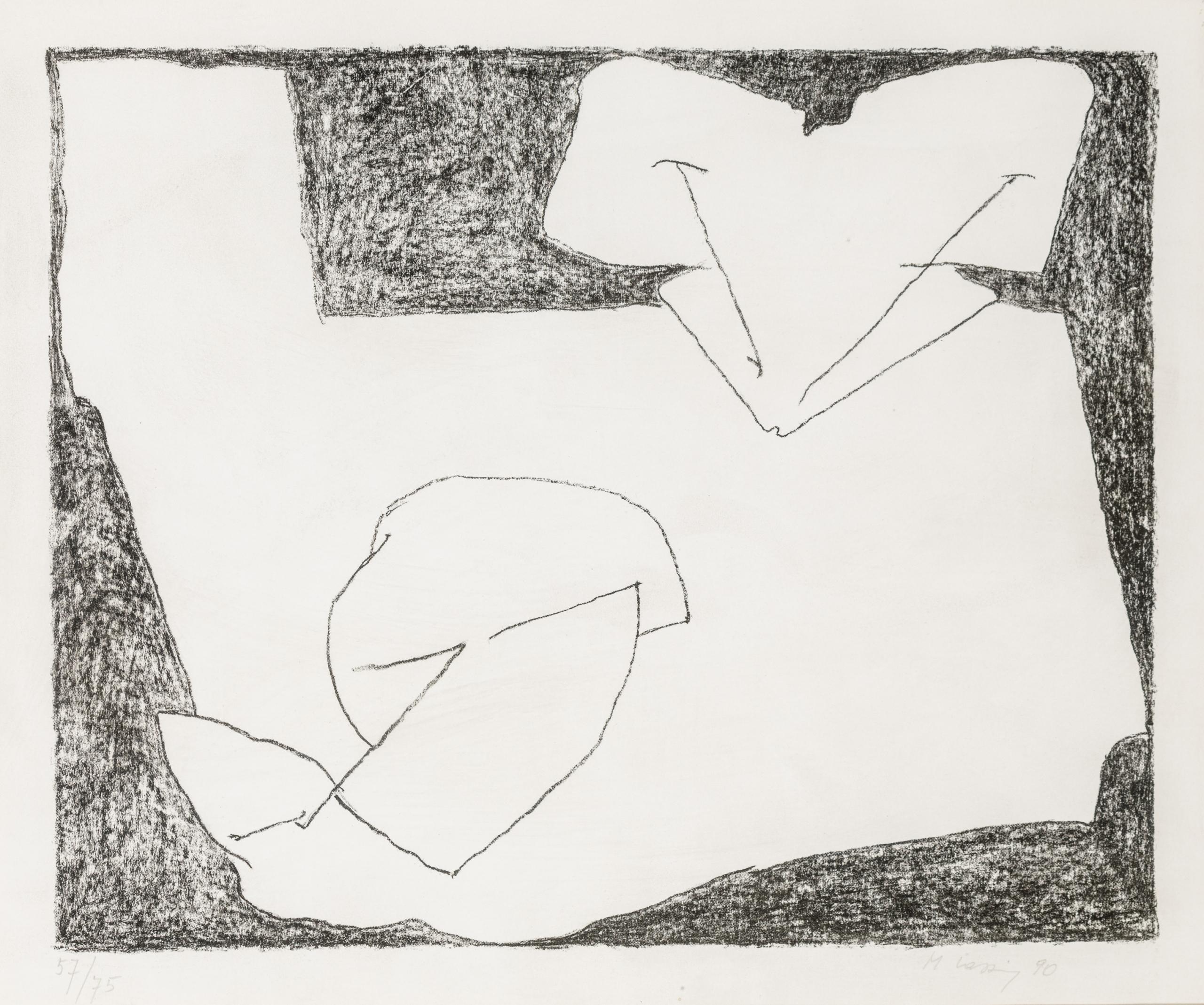 Maria Lassnig, Ohne Titel / untitled