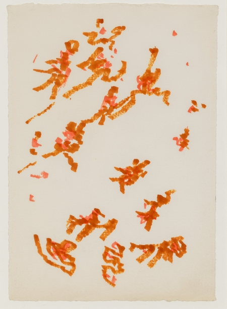 Henri Michaux, Ohne Titel / untitled