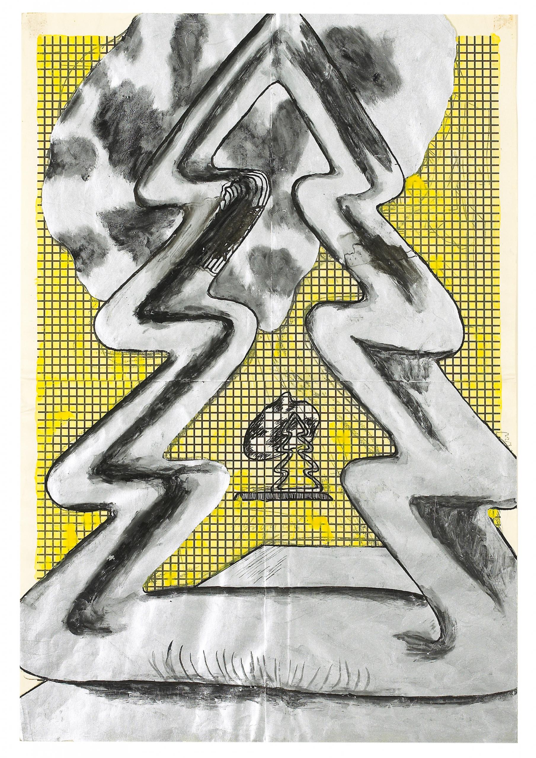 Bruno Gironcoli, Ohne Titel / untitled
