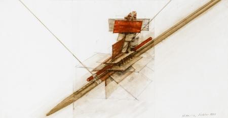 Walter Pichler, Ohne Titel (St. Martin) / untitled (St. Martin)