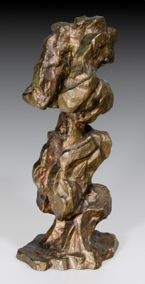 Erwin Reiter, Figur mit erhobenen Armen
