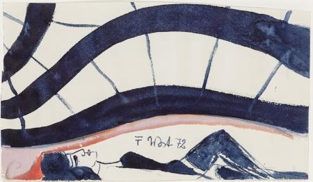 Franz West, Ohne Titel / untitled