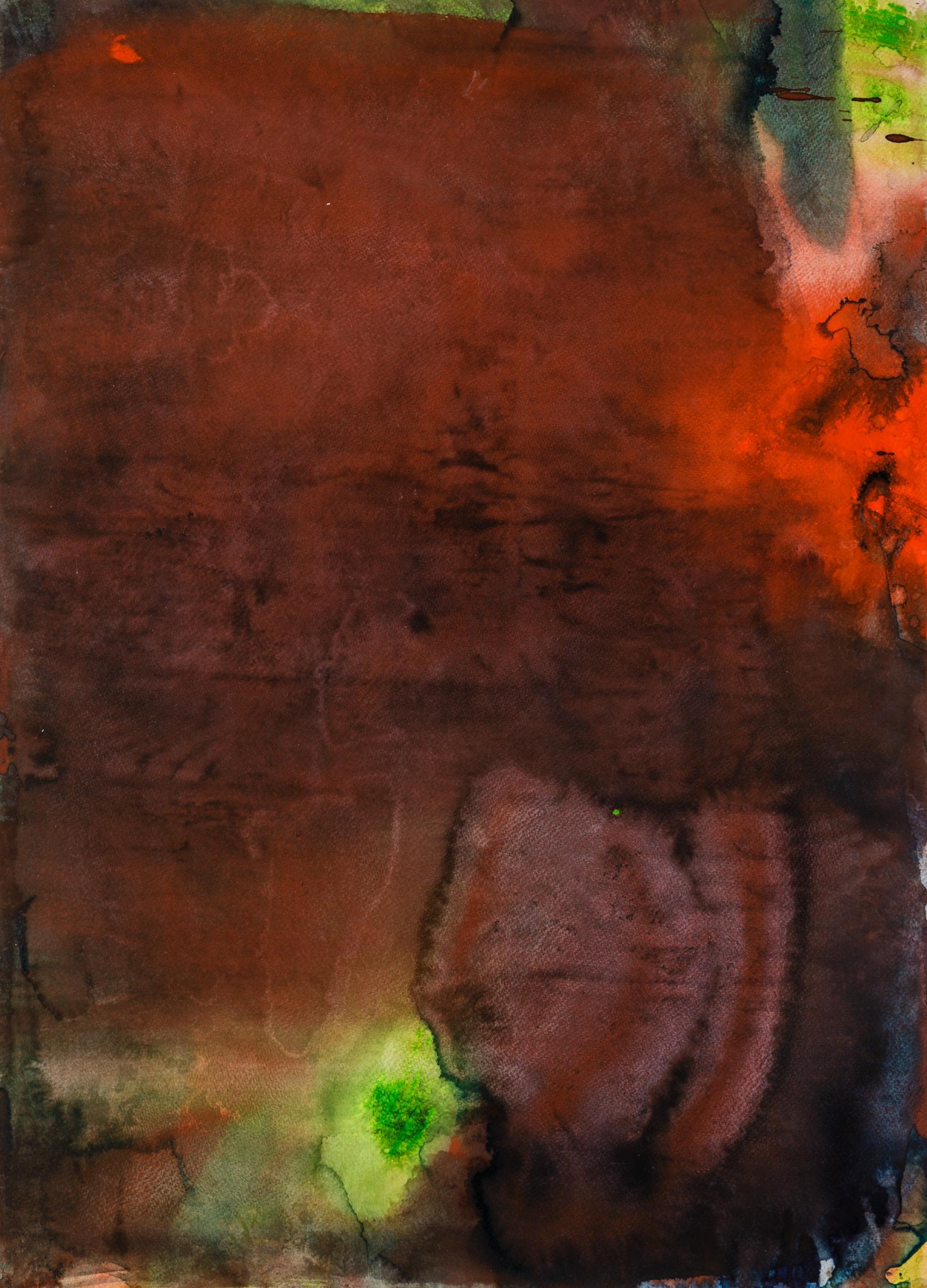 Herbert Brandl, Ohne Titel / untitled