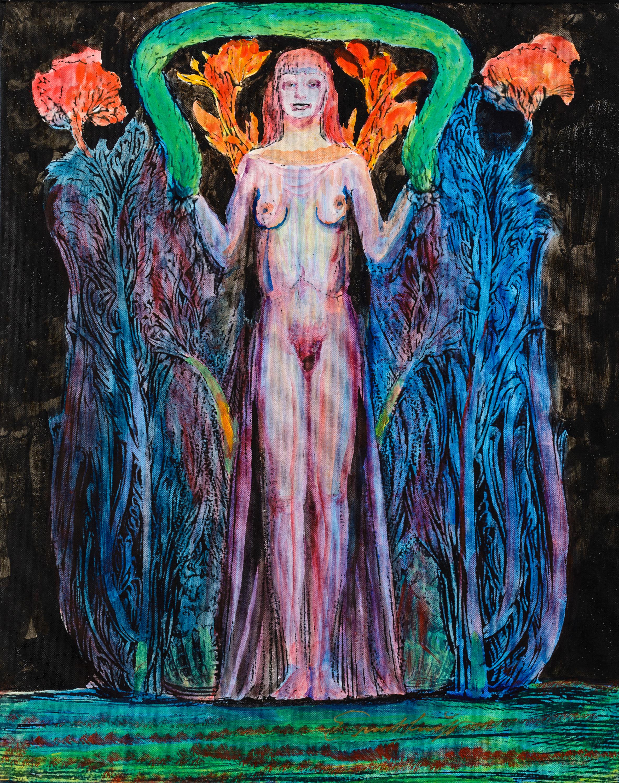 Ernst Fuchs, Venus