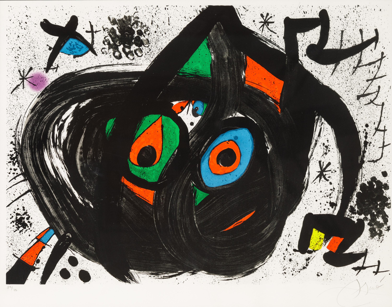 Joàn Miró, Homenatje a Joan Prats