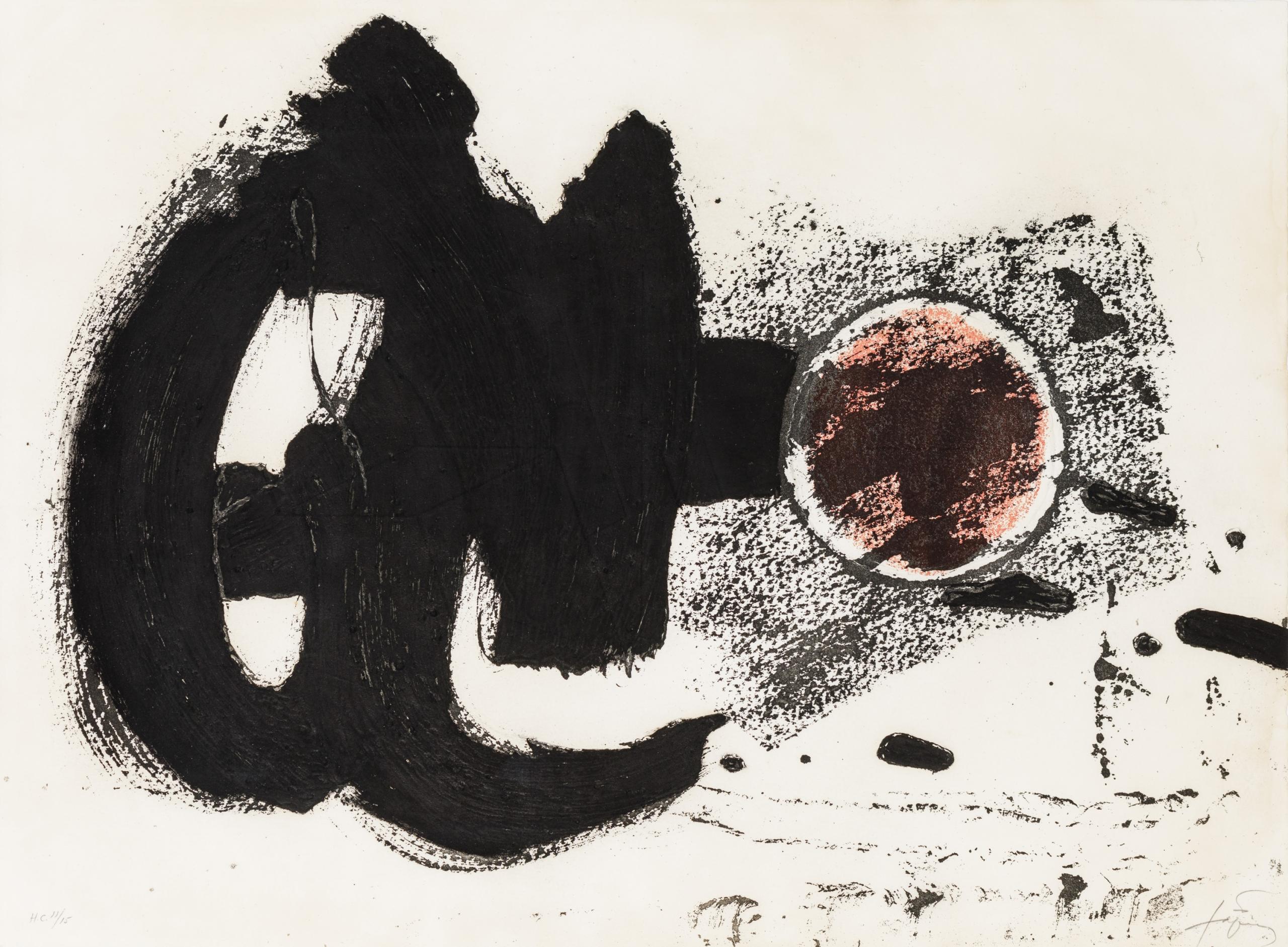 Antoni Tapies, Cercle II
