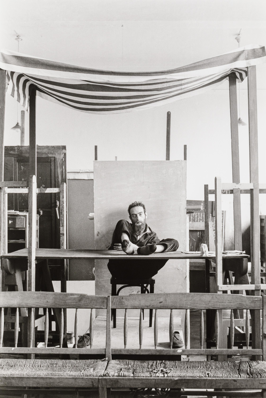 Ulrich Mack, Friedensreich Hundertwasser in der Hamburger Hochschule für Bildende Künste