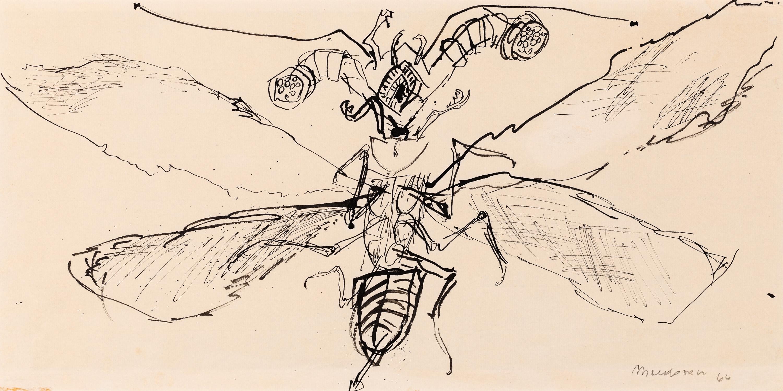 Kurt Moldovan, Die Berliner Antigone (Illustration der Novelle)
