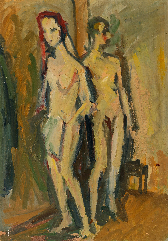 Leon Abramowicz, Weibliche Akte