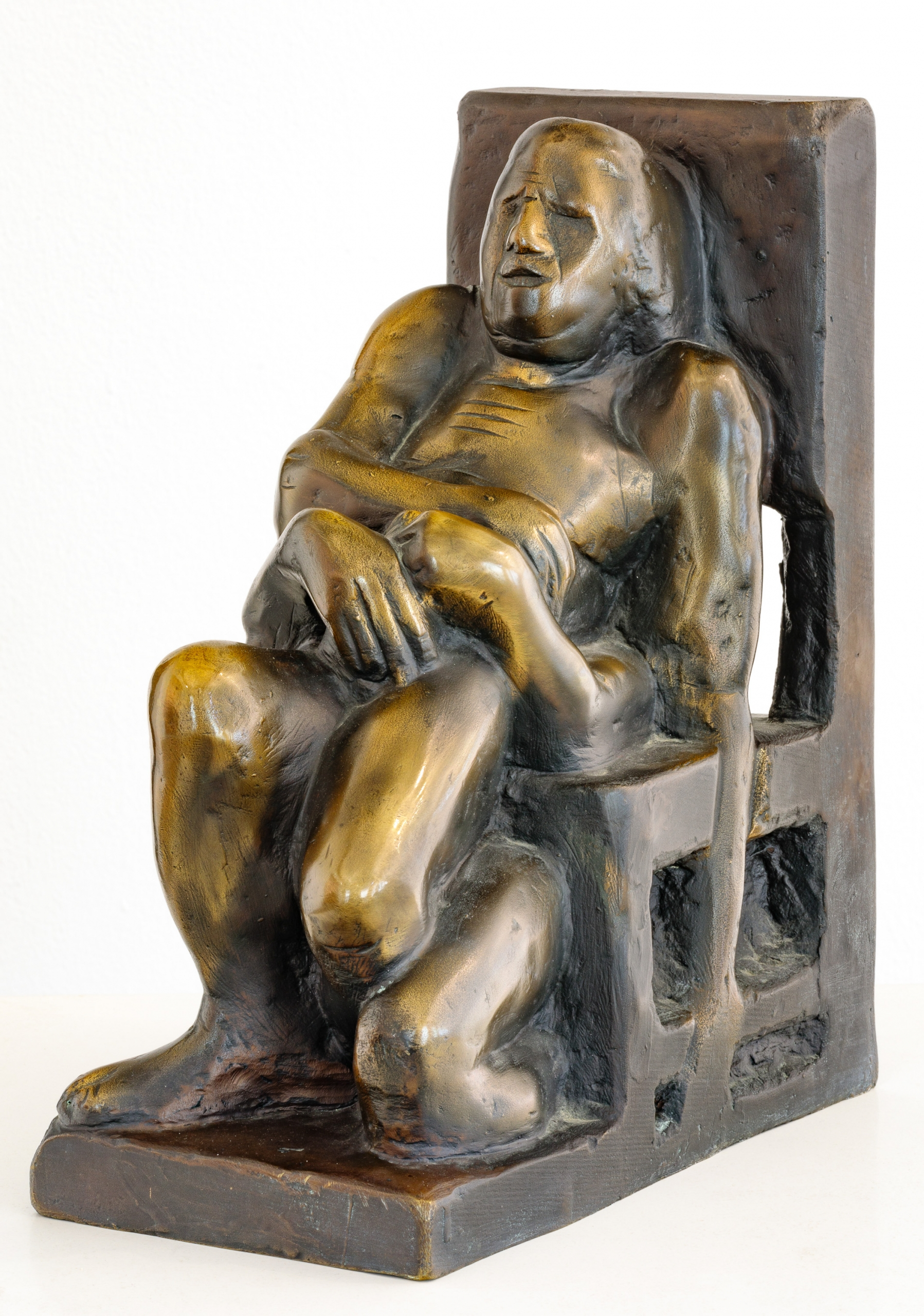 Alfred Hrdlicka, Randolectil Hamlet (Themenkreis)