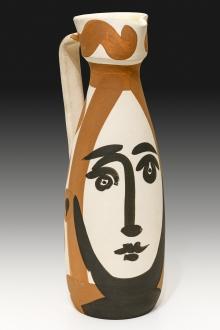 Pablo Ruis Picasso, Face