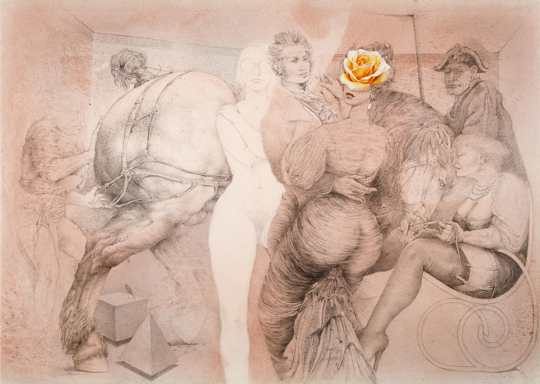 Helmut Leherb, La vie en rose