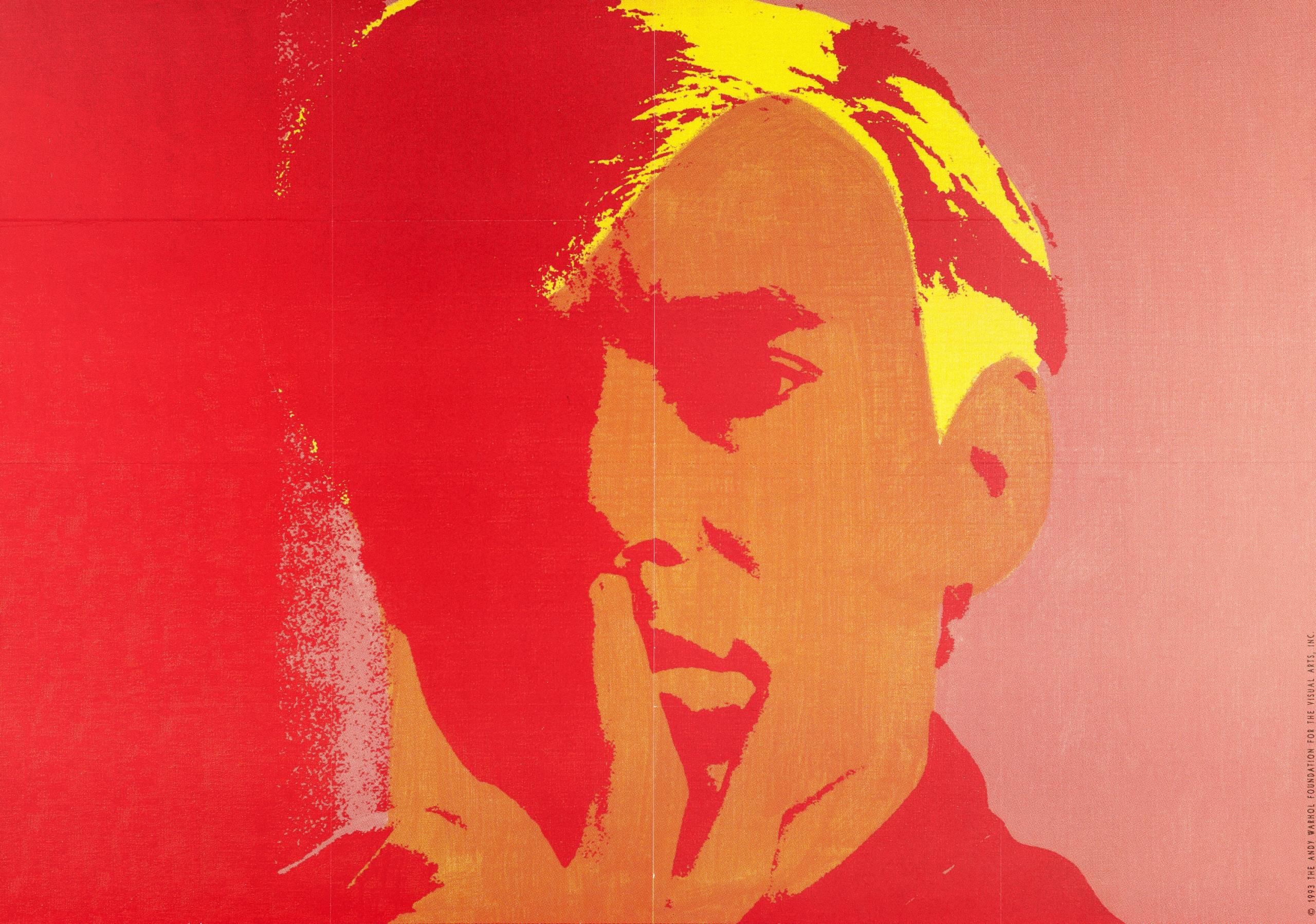 Andy Warhol, Ohne Titel (Andy Warhol)