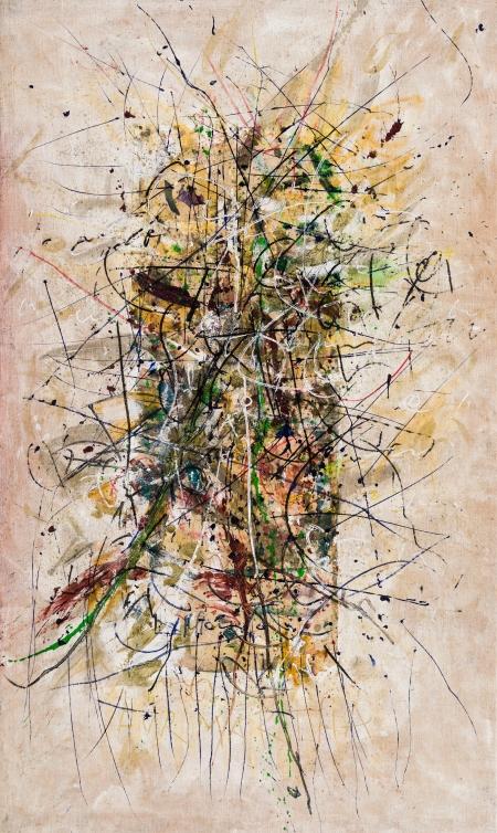 Hans Staudacher, Ohne Titel (Für Martha) / untitled (for Martha)