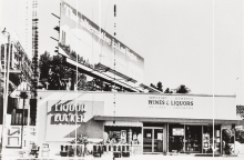 Ed Ruscha, Liquor Locker (The Sunset Strip, LA - Portfolio)