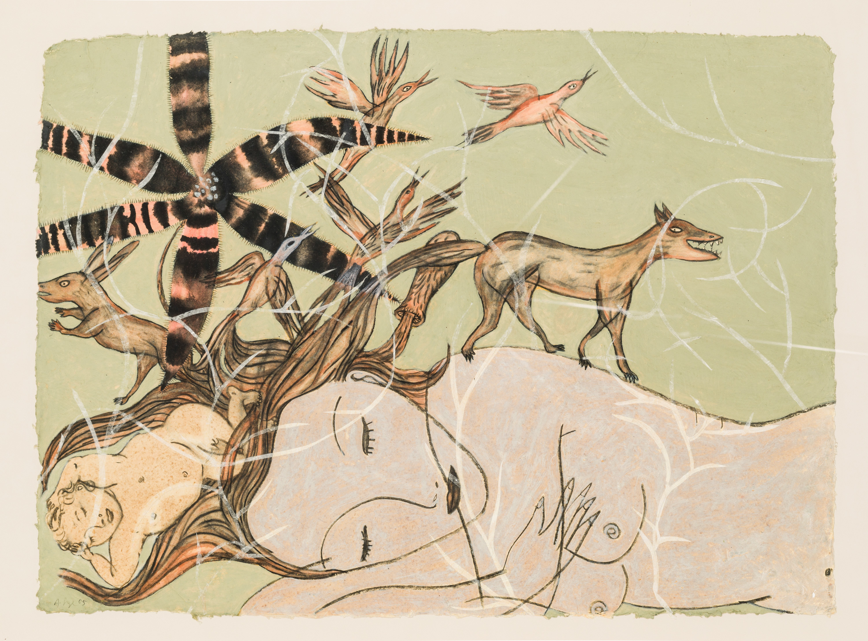 Anna Stangl, Träumen