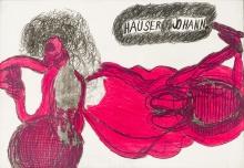 Johann Hauser, Ohne Titel / untitled