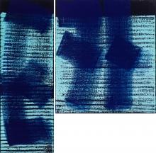 Claudia Hirtl, E 707 A+B (Diptychon/diptych)